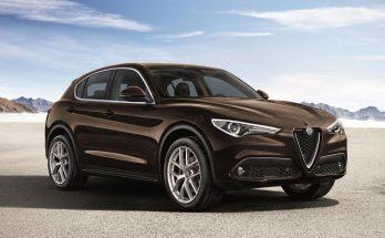 Alfa Romeo Stelvio Business