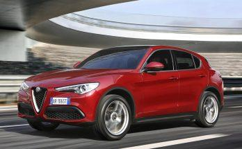 Alfa Romeo Stelvio Executive