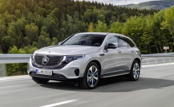 Mercedes Benz EQC 2019