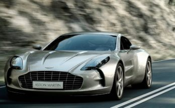 Aston Martin One-77: la coupé a due porte prodotta in appena 77 esemplari